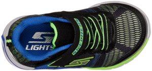 Erupters Lava Wave Sneaker mit Blinkender Laufsohle