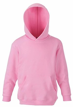 Kids Hooded Sweat Farbe Light