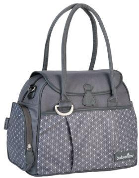 Wickeltasche Style Bag Zink