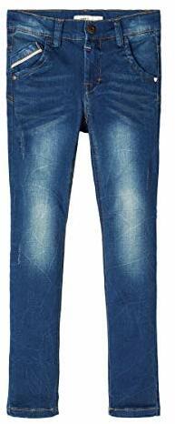 Boy X-Slim Fit Jeans Super Stretch Medium Denim