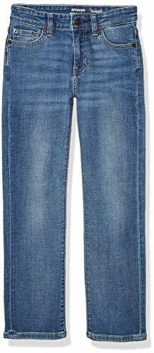 Essentials boys Straight Denim Jeans Doppler Light Wash