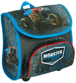 Vorschulranzen Monster Truck