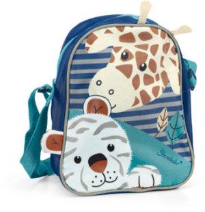 Kindergartentasche Kuschelzoo bunt
