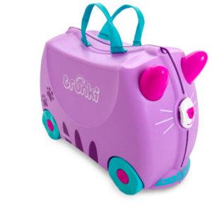 Kinderkoffer Katze Cassie