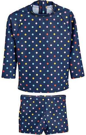 Set Schwimmshirt Badehose mit UV-Schutz Kleinkinder