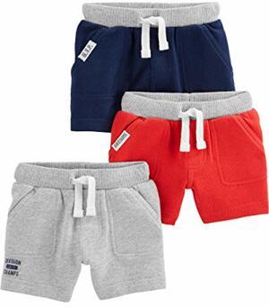 Joys Carter Infant-and-toddler-shorts 3er-Pack