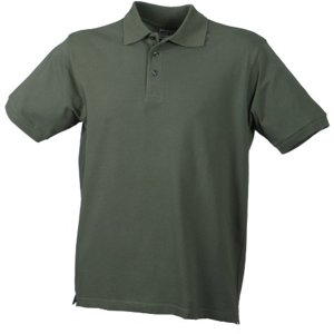 Nicholson Classic Junior Poloshirt grün