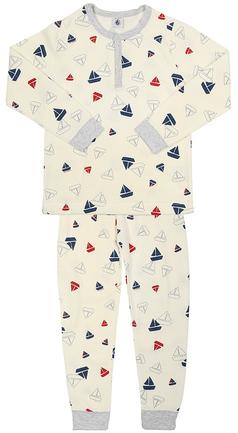Schlafanzug BRIC 2-teilig lang
