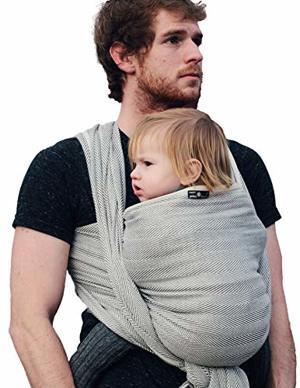 Babytragetuch Modell Lisca Grigio