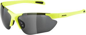 Sonnenbrille Jalix Neon-yelow