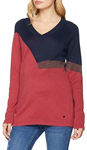 Sweater Umstandspullover Mehrfarbig Cherry Blush
