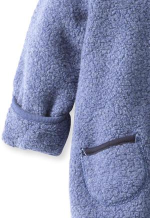 Wollteddy Overall Merinowolle Bio-Baumwolle