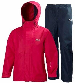 Hansen Trainingsanzug Duro Packable Set Magenta