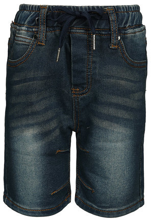 Denim-Shorts GUSTAV Indigo
