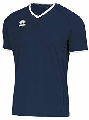 Lennox Sportshirt Blu Bianco