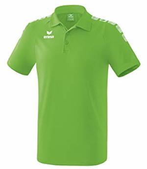 Essential 5-C Poloshirt mit Klassischem Polokragen Raglanärmeln