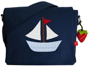 Kindergartentasche BOOT x7cm Personalisierbar