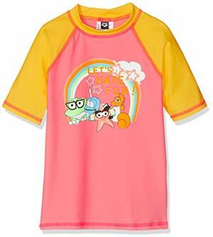 Kids Girl T-Shirt mit UV-Schutz