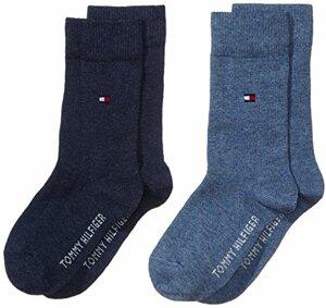 Hilfiger Children Basic Socken Jeans 2er Pack