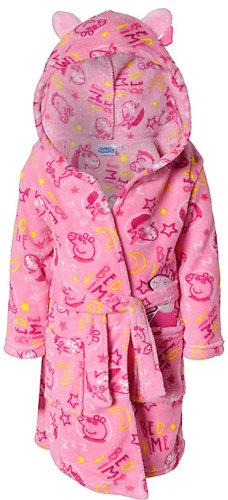 Peppa Pig Bademantel Kleinkinder