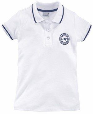 Poloshirt mit Kleiner Bruststickerei