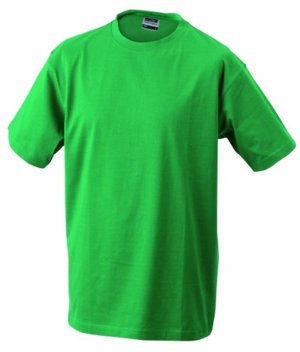 Nicholson Junior Basic Rundhals T-Shirt Irish