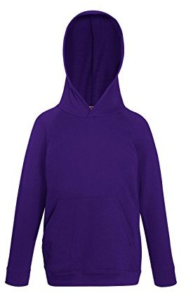 Kids Lightweight Hooded Sweat Farbe