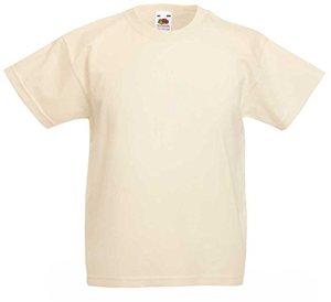the Loom T-Shirt Elfenbein Gebrochenes