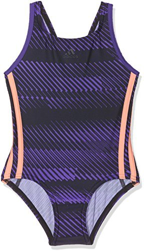 Colourblock Badeanzug Sunglo Legink Eneink