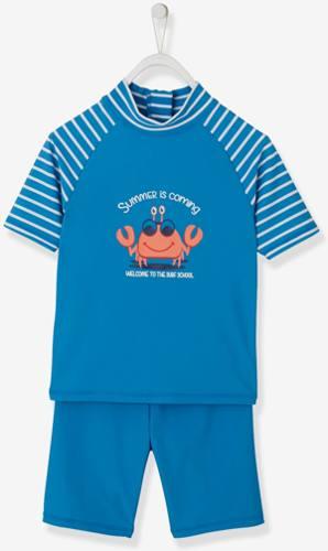 UV-Shirt Badehose von