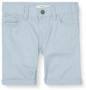 NMMSOFUS TWIISAK Long Camp Shorts Cashmere