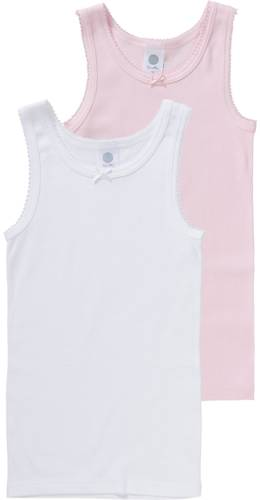 Unterhemden Doppelpack aus Organic Cotton
