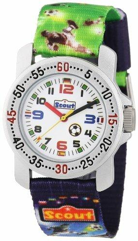 N-Armbanduhr Analog Quarz Textil