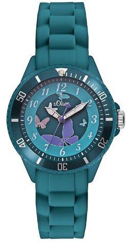 Analog Quarz Armbanduhr SO- -PQ