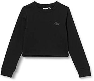 NKFTINTURN Crop UNB Sweatshirt