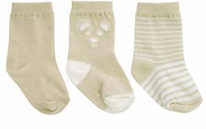 Paar Socken Kleinkinder Alter Neugeborene
