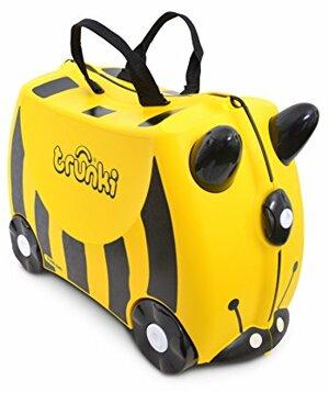Trolley Kinderkoffer Handgepäck Bernard Biene