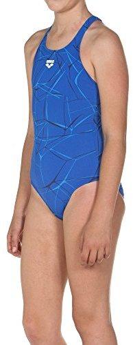Sport Badeanzug Water Schnelltrocknend UV-Schutz UPF Chlorresistent Royal