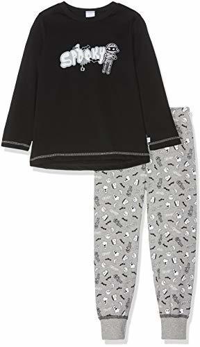 Pyjama Long Zweiteiliger Schlafanzug Super