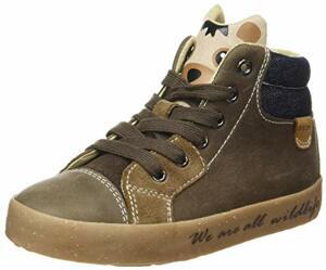 Kilwi Boy Sneaker Coffee