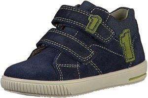 Moppy Sneaker Blau