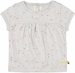 Proud Slub Jersey mit Druck GOTS Zertifiziert Tunika-Shirt Stone