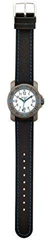 N-Armbanduhr Analog Quarz Nylon