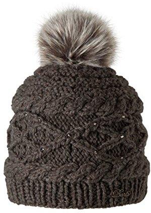 Mütze Beanie Braun