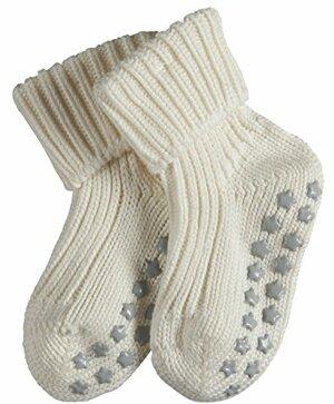 Hausschuh-Socken Catspads Cotton Baumwolle Paar Off