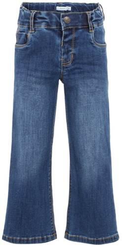 Ausgestellte Powerstretch Jeans