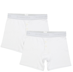 Boxershorts LONG LIFE COTTON 2er Pack