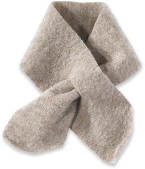 Wollfleece-Schal aus Bio-Merinowolle 1size