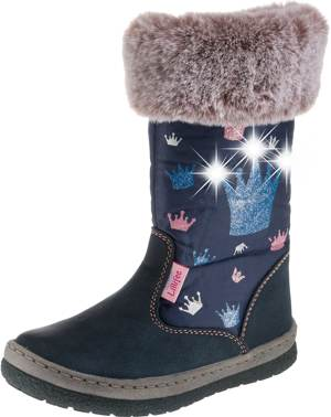 Winterstiefel Prinzessin Lillifee TEX Blinkies