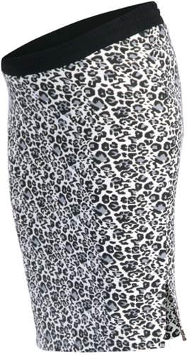 Umstandsrock Leopard AOP
